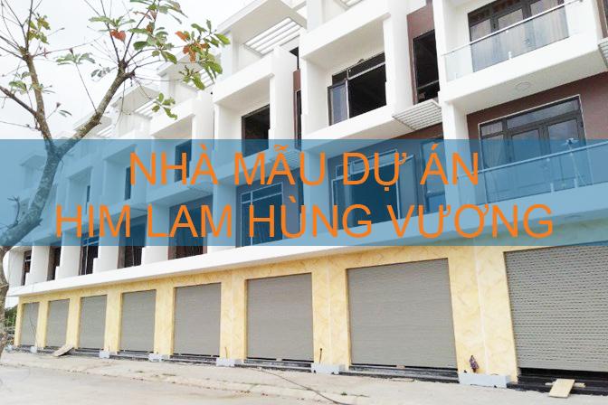 Nha mau du an Him Lam Hung Vuong Hai Phong