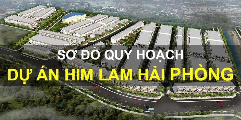 So do quy hoach du an Him Lam Hai Phong