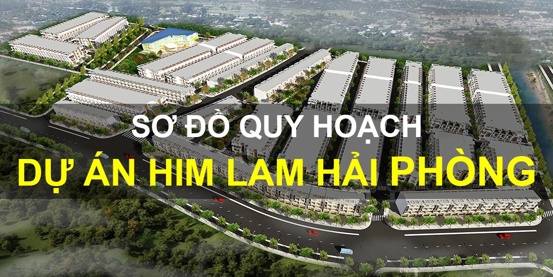 So do quy hoach du an Him Lam Hai Phong
