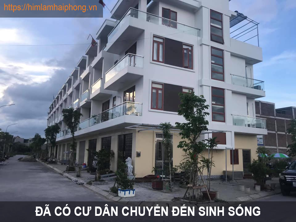 Tien do du an Him Lam Hung Vuong dan da den o