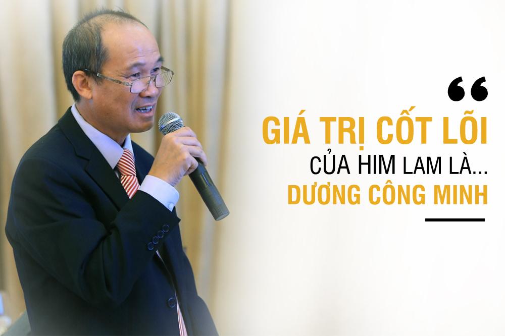 Mục tiêu của Him Lam